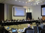 Jimmy Bartlett, O.D., testifies on behalf of the AOA during the Jan. 24-25 FDA advisory committee hearing.