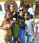 Third-year optometry student Dominique Oker writes about her mission trip to the Dominican Republic.