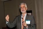 ASCO President David Heath, O.D., addresses the AOA's Ophthalmic Council.